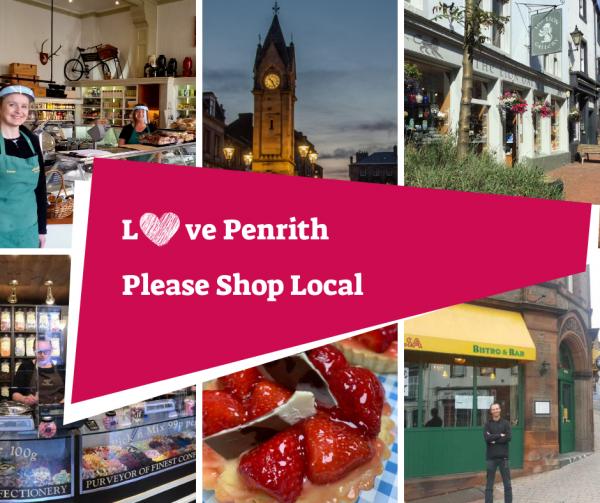 Love Penrith Shop Local