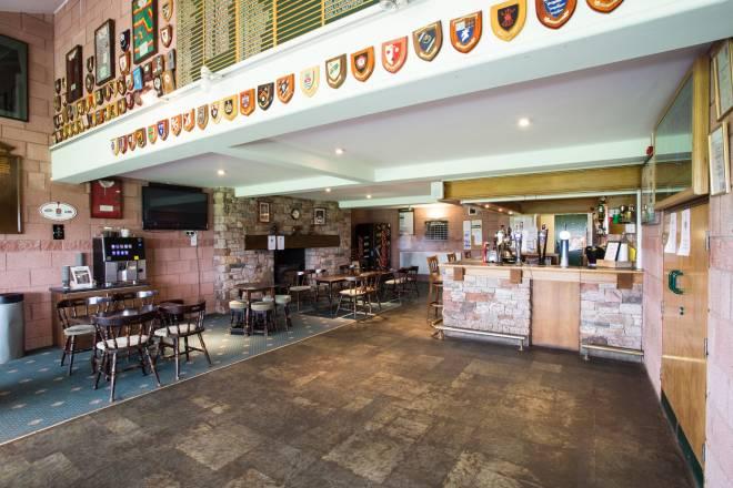 Penrith RUFC Players' Bar