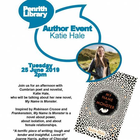 Author Event with Katie Hale