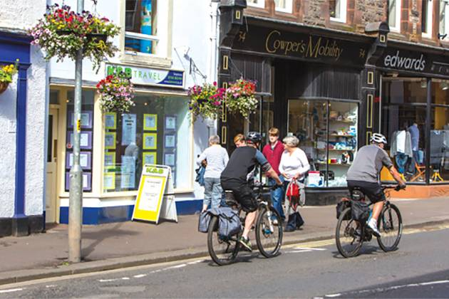 Access the outdoors with our Penrith Cycle Routes